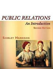 NEW Public Relations: An Introduction by Shirley Harrison