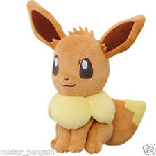 "Pokemon GO I Love EEVEE 5"" Plush Doll Toy Plushie Black White BW Banpresto"