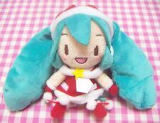 Hatsune Miku Project DIVA F 2nd X'mas Plush / Japan SEGA Amusement Game Toy Doll