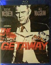 Sam Peckinpah/Walter Hill/Jim Thompson's The GETAWAY(1972) Blu-ray Steve McQueen