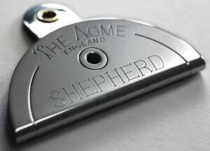 Shepherds Mouth Nickel Whistle by Acme - Sheep Dog Dog Whistle Shepherds