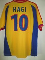 Romania 1998 Hagi #10 Home Football Shirt Size XXL /43545