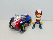 Paw Patrol Winter Rescue Ryder's Metallic Snowmobile - Hard to Find