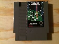 OTHELLO RARE OOP VINTAGE NES NINTENDO GAME CARTRIDGE ONLY! TESTED WORKING!