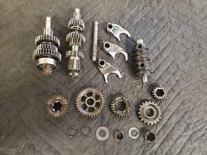 Honda ATC 200X 200 OEM Transmission Internal Gears 85 1985