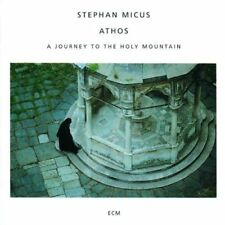 Stephan Micus - Athos CD ECM RECORDS