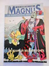 LA COMPAGNIA DELLA FORCA schegge n. 10 magnus & romanini-sc.k -fumetto d'autore