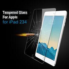 Hard Premium Tempered Glass Screen Protectors For Apple iPad 2 iPad 3 iPad 4