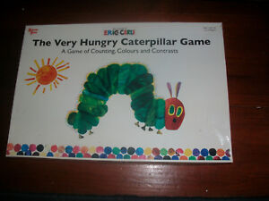 The Hungry Caterpillar Game Spare Replacement Parts Pieces Choose From List