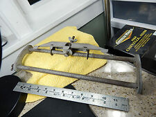 """Old Tool-Sickle Knife sharpening machine Guide? Plane,Jointer Fence? 13.5in x 4"""""""