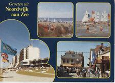 Alte Postkarte - Groeten uit Nordwijk aan Zee