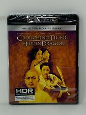 Crouching Tiger, Hidden Dragon (2000) 4K Uhd Blu-Ray