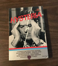 Hysteria MGM Betamax Jimmy Sangster