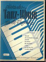 Akkordeon Tanz-Album für die Jugend - Band 3