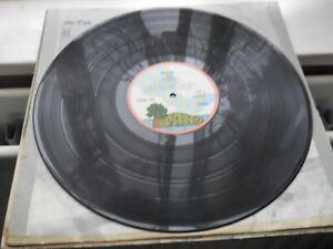 JETHRO TULL - AQUALUNG 1st UK Press Palm tree label Super Rare!! 1971