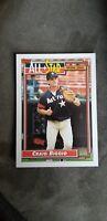 1992 Topps - Craig Biggio - All Star #393 - Astros