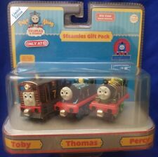 Target Exclusive Limited Edition - Thomas Take Along Metallic Steamies Gift Pack