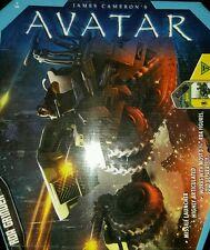 Avatar Rda Grinder With Missile Launcher Figure Mattel 2009 Mib