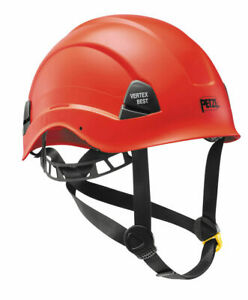 Petzl Vertex Best Helmet A10 Safety Work Rescue Climbing PPE Red