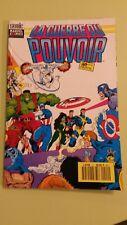 comics la guerre du pouvoir n°2