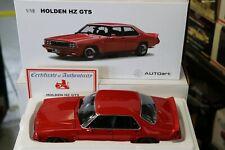 AUTOart BIANTE 1/18 HOLDEN HZ MONARO GTS 4dr V8 SEDAN FLAMENCO RED HARD TO FIND
