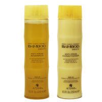 Alterna Bamboo Smooth Anti-Frizz Shampoo and conditioner Set 4.2 oz Fizzy Hair