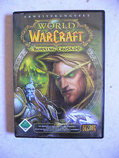 World Of WarCraft: The Burning Crusade (PC/Mac, 2007, DVD-Box) - Rollenspiel