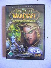 World Of WarCraft: The Burning Crusade (PC/Mac, 2007, DVD-Box) - Rollenspiel