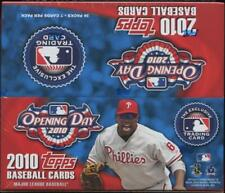 2010 Topps Opening Day Baseball Hobby Box - Factory Sealed!