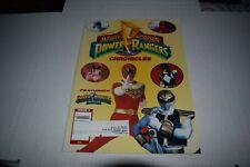 Power Rangers Chronicles #4 1995 Vintage Magazine