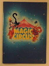 Dany Delporte presentation projet dessin anime Magic Circus 1985