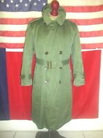 Vintage Korean War Era U.S. Military Cold Weather Parka Field Coat .Medium Short