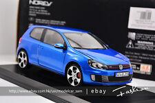 NOREV 1:18 Volkswagen golf 2009 blue