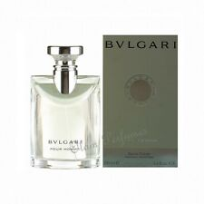 Bvlgari Pour Homme Men Eau de Toilette 3.4oz 100ml * New in Box Sealed *