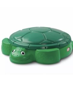 Little Tikes Turtle Sandbox with Lid Cover, Free Shipping
