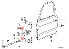 Genuine BMW 3 5 7 8 Ser E32 E36 Z3 E38 E39 Door Stop Pin + Clip Kits Front/Rear