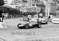 Willy Mairesse Ferrari 156 Monaco Grand Prix 1962 Photograph 1