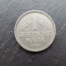 1 Deutsche Mark 1950 moneda alemana