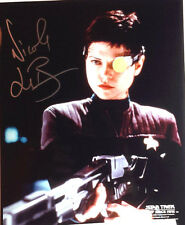 Nicole De Boer Star Trek:DS9 Ezri Dax 8x10 Color Photo- FREE S&H (EBAU-1026)