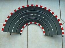 Komplette Steilkurve Carrera für Profi Rennbahn / Stotcarbahn gebraucht