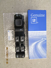 03 - 06 GMC SIERRA SLT SLE 4D CREW CAB MASTER POWER WINDOW SWITCH NEW 15883320