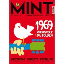 MINT – Magazin für Vinylkultur / Ausgabe 29 / Juli 2019 / 1969 – Woodstock