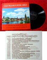 LP Das Frankfurter Herz Carl Luley