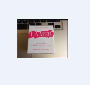 Cream De La Mer Lamer THE BREAST CANCER lip balm(New In Box Sealed, 0.32oz /9 g)