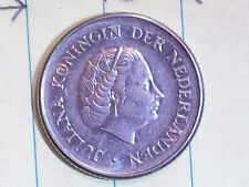 COIN NETHERLANDS 1955 25 CENT NEDERLAND ** !! WRONG PHOTO !! ** NEDERLANDEN AU