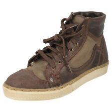 Calzado de hombre Botines color principal marrón Talla 43