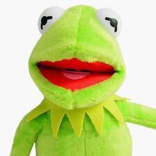 Kermit der Frosch Plüschtier - Lustiges Muppets Kuscheltier - Sesamstraße - 40cm