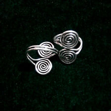 handmade Miao silver ring 1piece Tribal exotic National wind Chinese personality