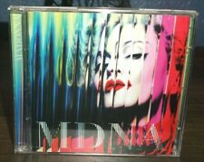MADONNA MDNA WALMART 2 CD EDITION GIRL GONE WILD GIVE ME ALL YOUR LUVIN TURN UP