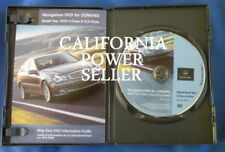 2005 Mercedes  BENZ COMAND FACTORY GPS NAV NAVI DISC CLK55 GPS Navigation DVD